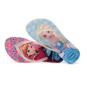 havaianas Slim Frozen Flips Kids pearl pink